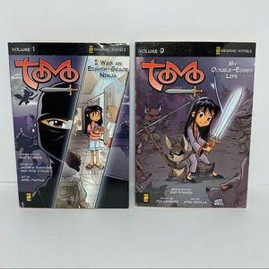 2/$25 Graphic novels ToMo series book 1 & 2